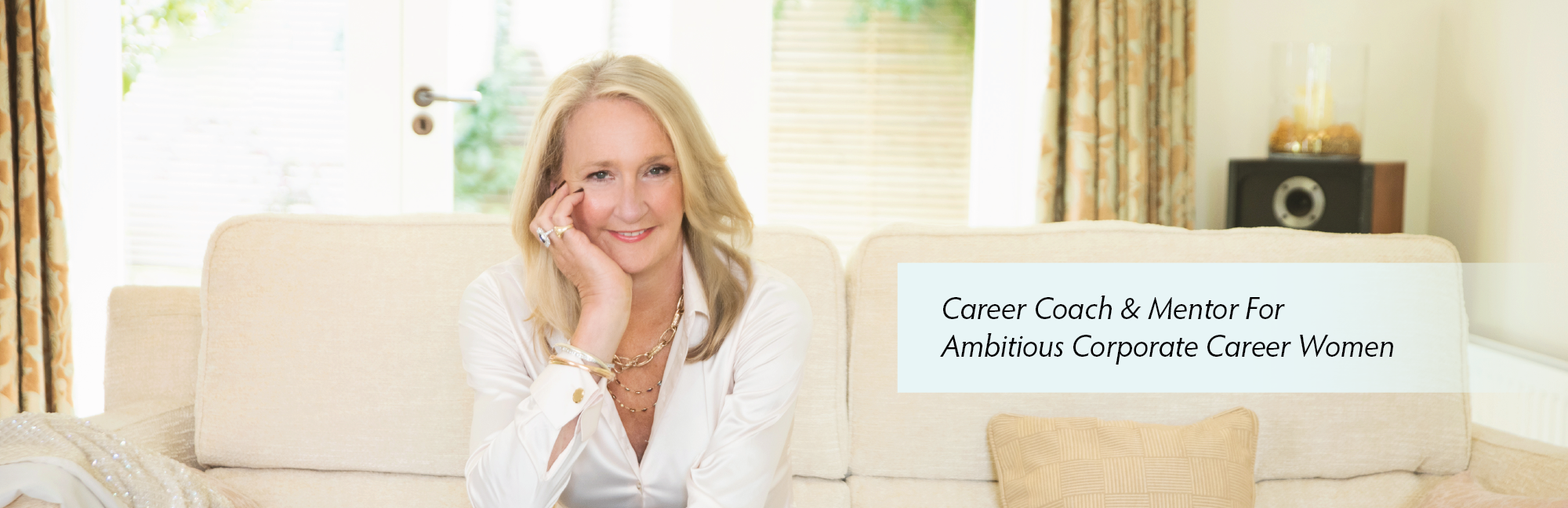 Career Coach & Mentor For Ambitious Corporate Career Women
